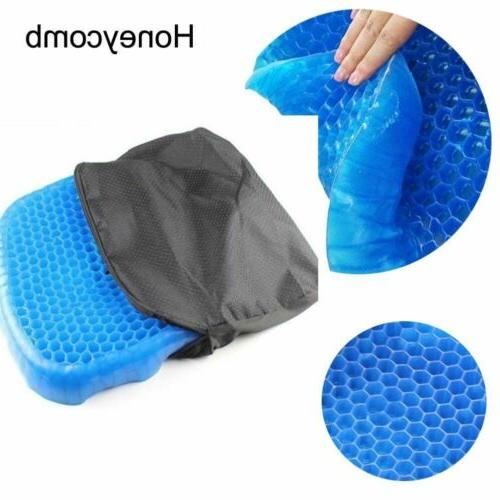egg honeycomb cooling gel support seat office