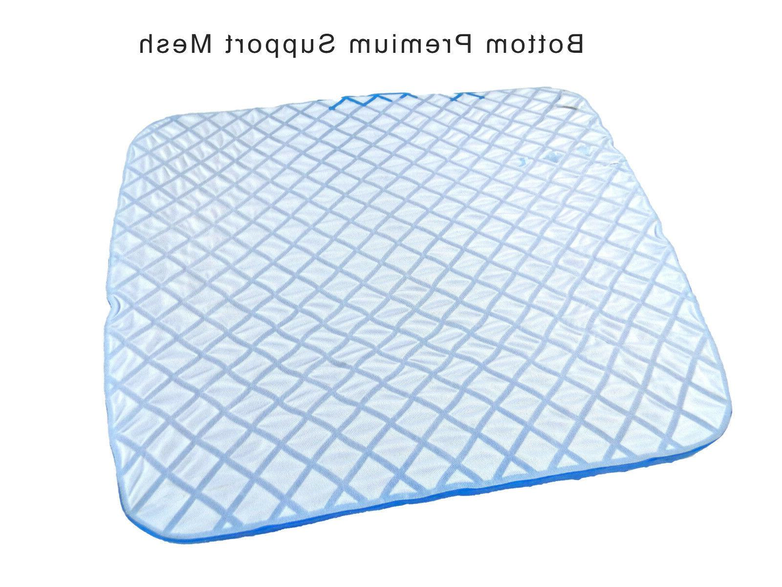 Egg Honeycomb Support Seat Office Non-Slip Breathable