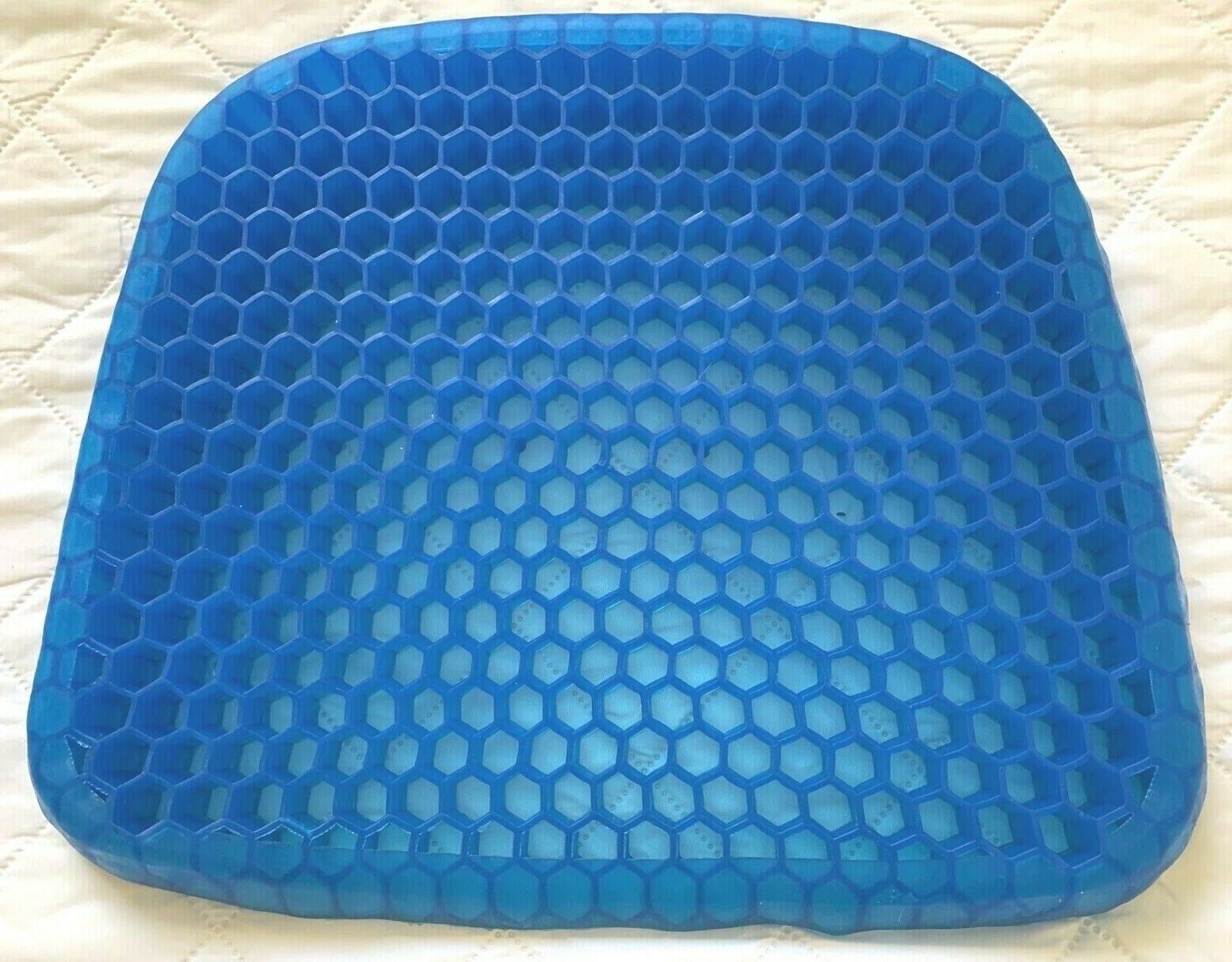 Egg Sitting Gel Cushion Seat Sitter Pillow On Egg