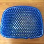 Eggsitter Seat Cushion Gel Breathable Honeycomb Design Press
