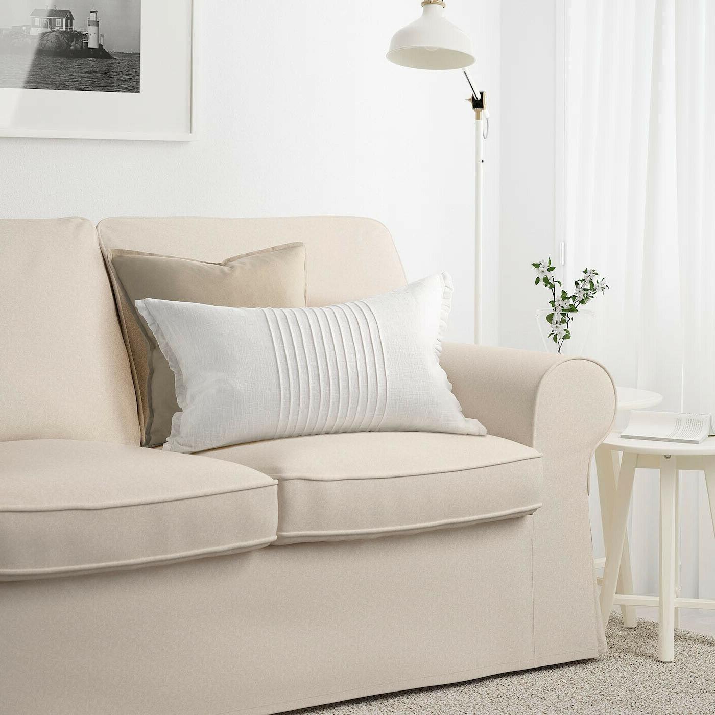 Ikea EKTORP 4-Seat Corner Sofa COVER ONLY Lofallet - NEW