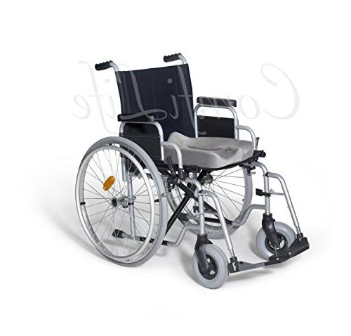 ComfiLife New Design Orthopedic - For Back Relief, Healthy Chair, Car Travel, Driving, Wheelchair