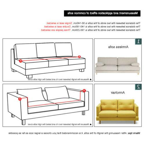 Seats Waterproof Seat Cushion Couch Slipcovers