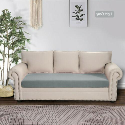 Fabric Slip covers Replacement Sofa Cover Stretchy