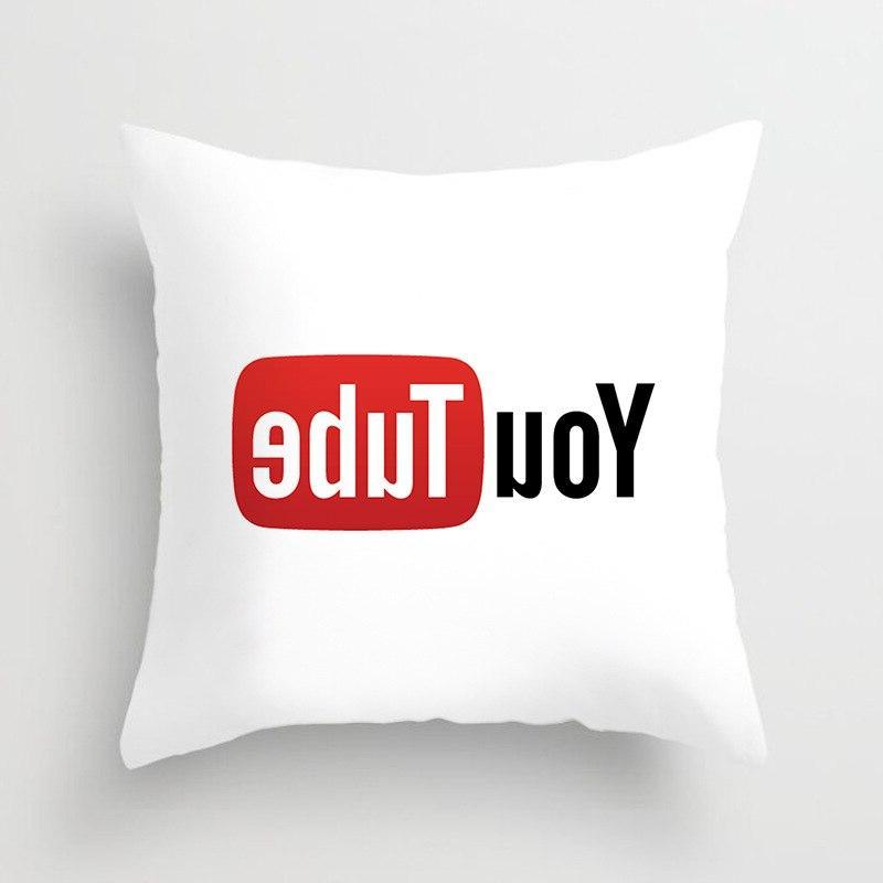 Fashion Fiber <font><b>Square</b></font> Sofa Bed Pillowcase Ins Modern Pillow