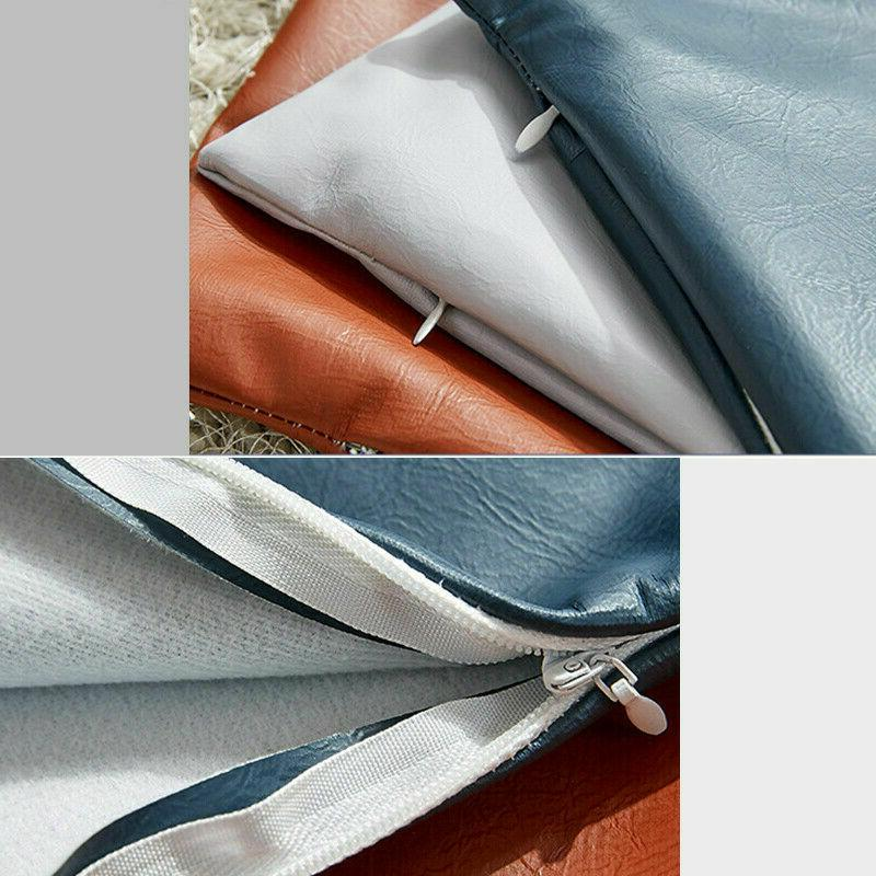 Sofa Waist Pillows Case Seat Adornment