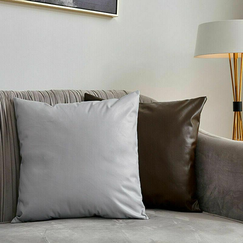 Faux Cushion Sofa Waist Pillows Adornment