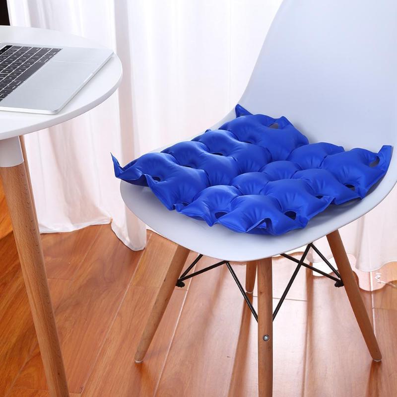 <font><b>Medical</b></font> Wheelchair Mat Inflatable Elderly Anti Decubitus Chair <font><b>Cushions</b></font> Pad Home Office