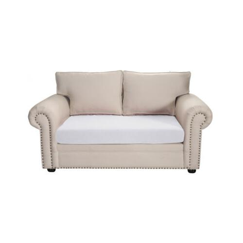 1/2/3 Seat Solid Slipcover Cushion Cover Home Covers