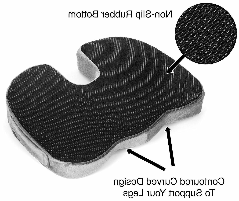 ComfiLife Gel-Enhanced Non-slip Memory Foam