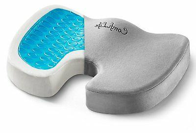 ComfiLife Gel Enhanced Seat Cushion – Non-Slip Orthop