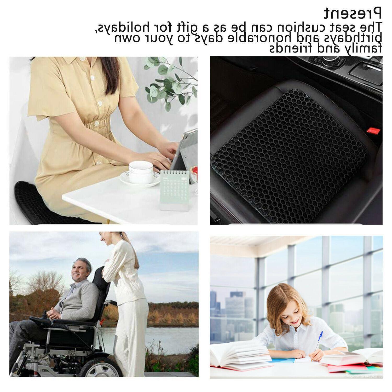 Gel Gel Seat Pad Cushion, for Office,