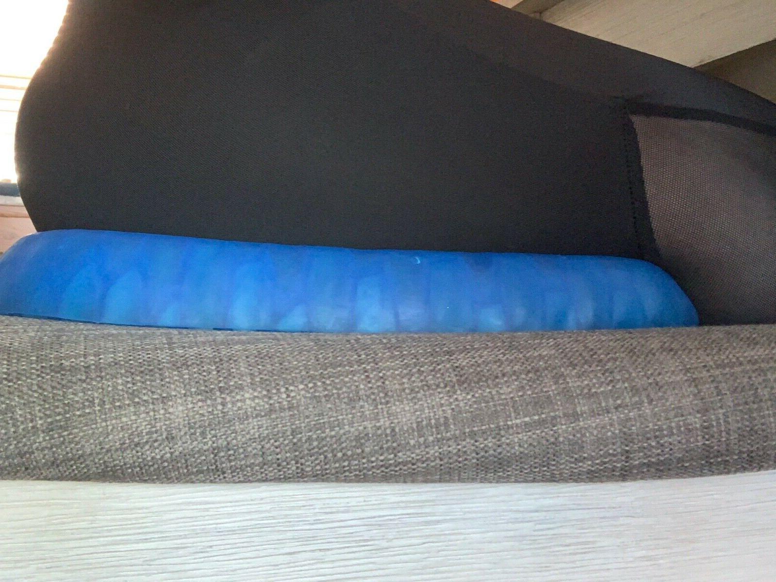 Sarayova Pad Cushion Seat Honeycomb Gel Structured Back