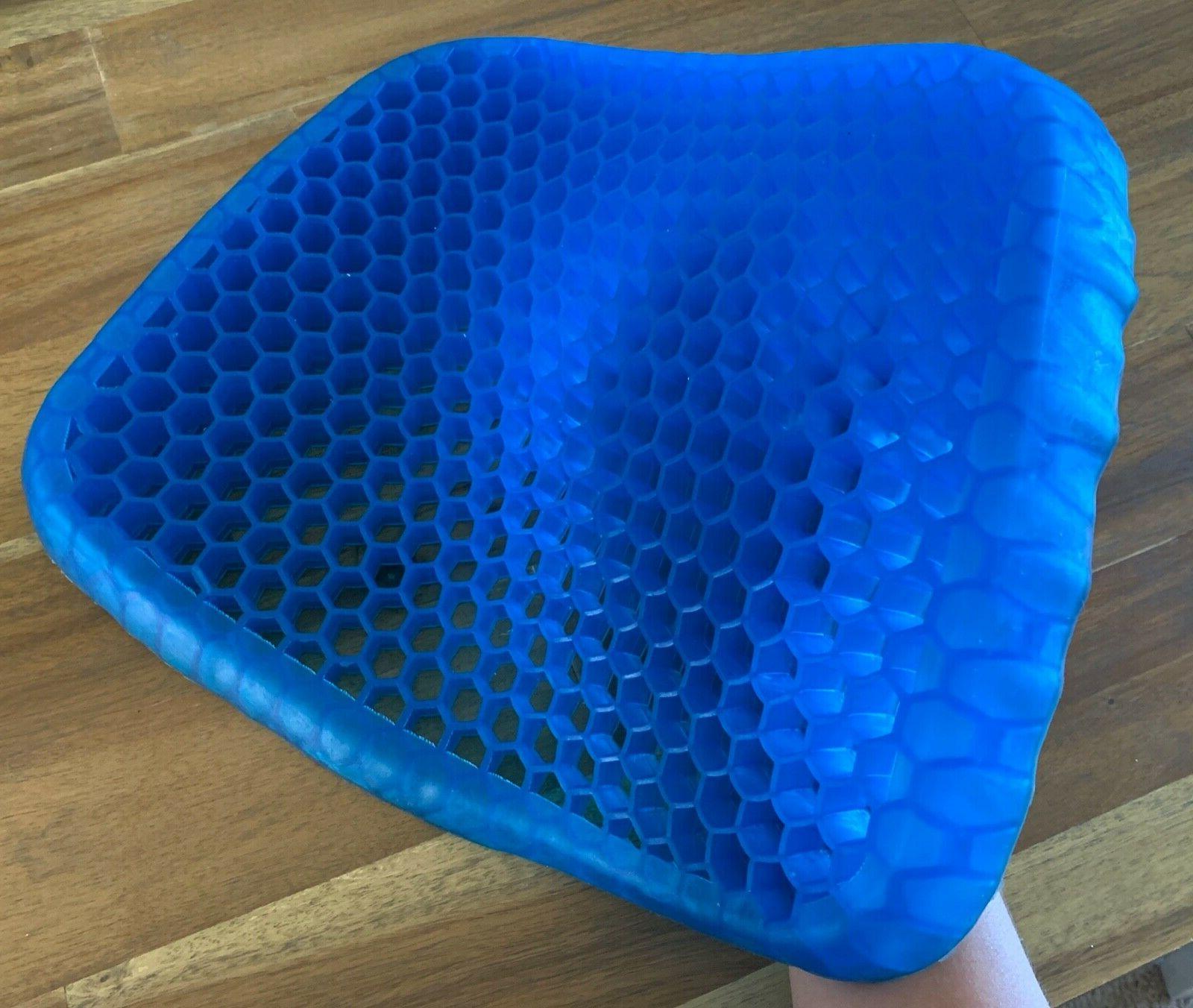 Sarayova Seat Honeycomb Gel Back Support