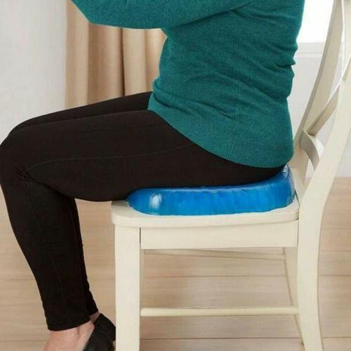 Gel Seat Honeycomb Non-Slip Gel
