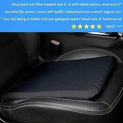 Gel Seat Cushion, Egg Chair With Cover Car Honeyb