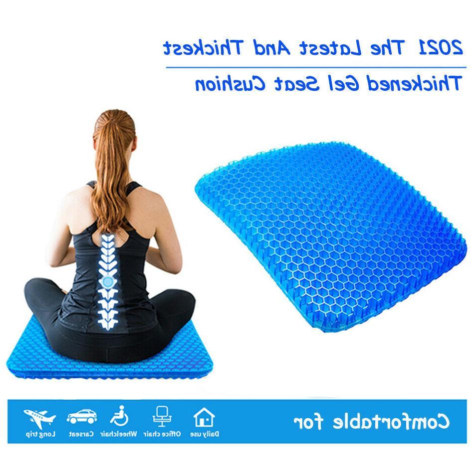 gel seat cushion non slip cover egg