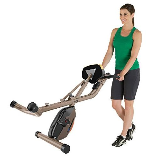 Exerpeutic GOLD XLS Foldable lbs