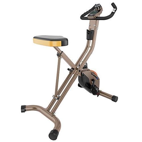 Exerpeutic Foldable Bike, lbs