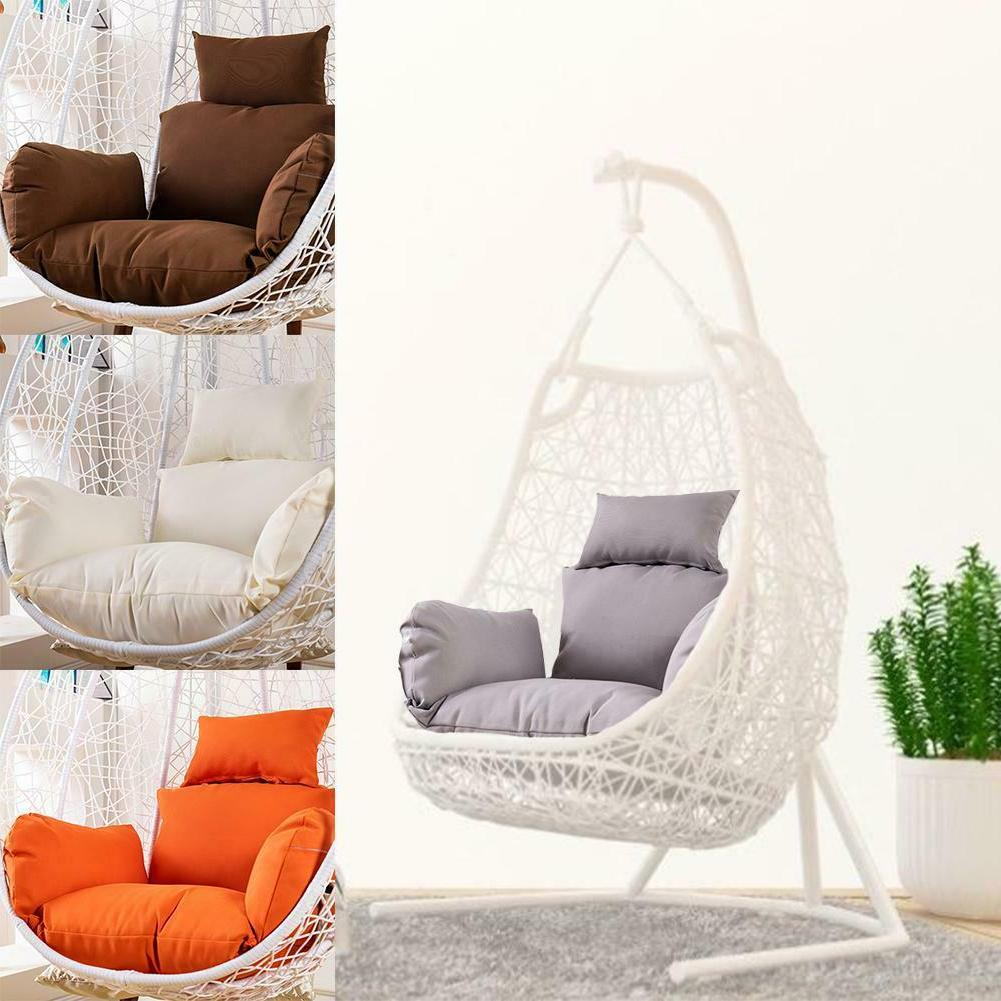 Hanging Egg Chair Pads Nonslip Cushion Removable And Washabl