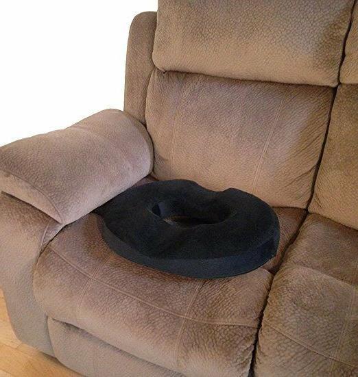 """Kieba Donut Tailbone Cushion 18"""""""