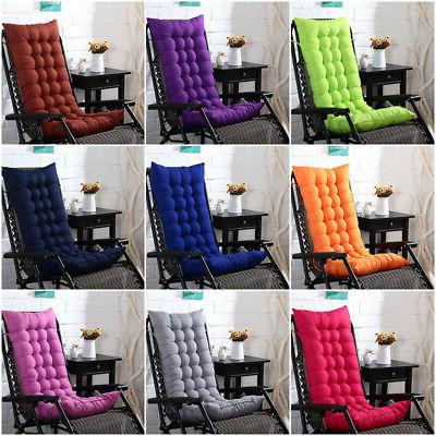 High Back Seat Rocking Chair Cushions
