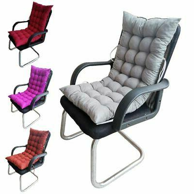 Outdoor Soft Chair Cushion Tufted Deck Chaise Padding Patio
