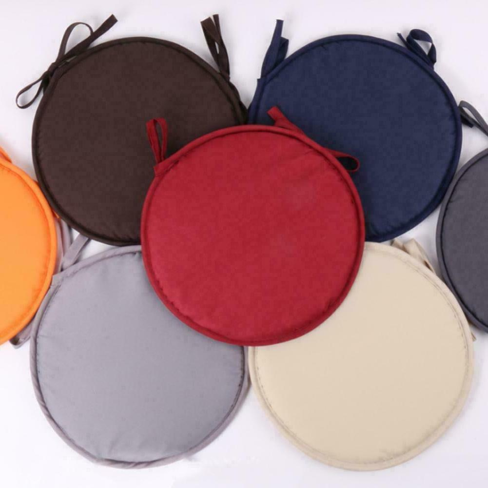 Home Office Kitchen Chair Seat Pads Indoor Dining