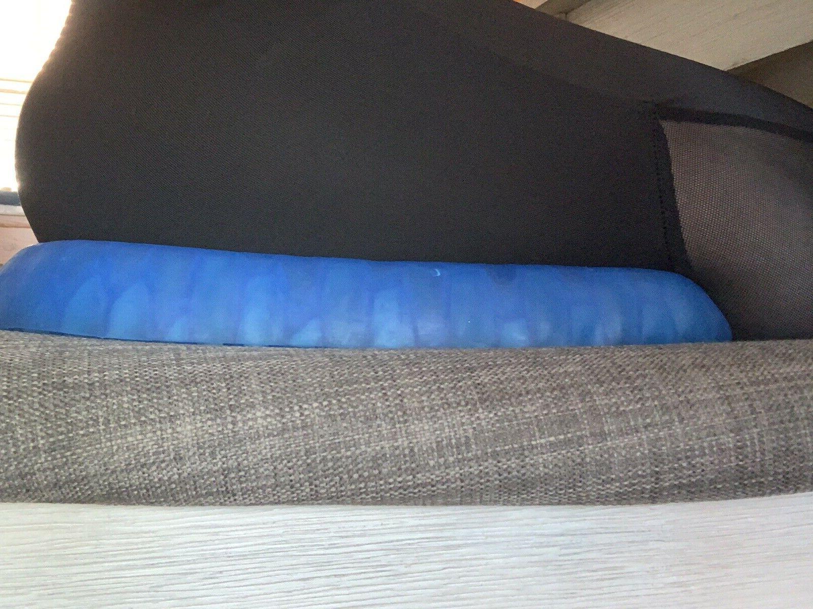 Egg Cushion Sitter Flex Pillow Back Support On An