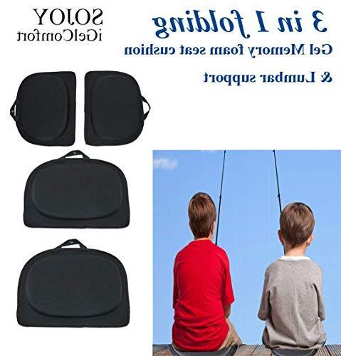 Sojoy iGelComfort 1 Foldable Gel Cushion Foam