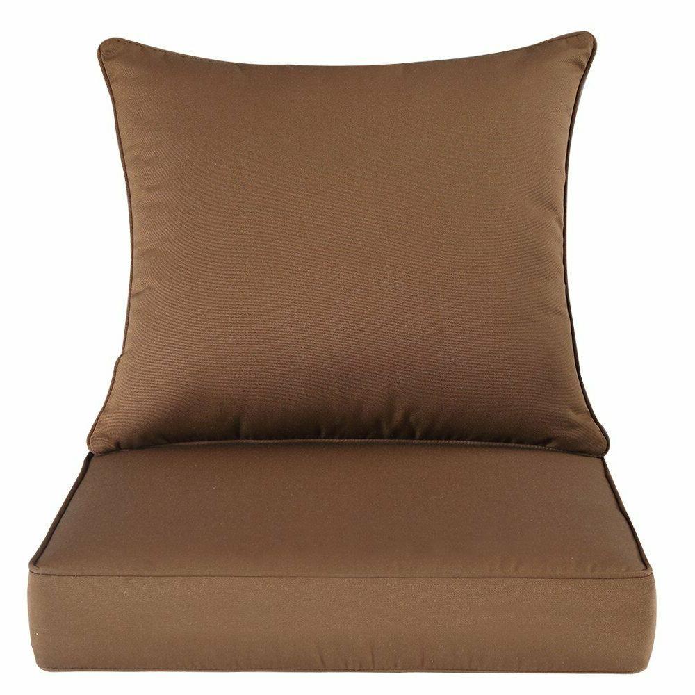 indoor deep seat chair cushions