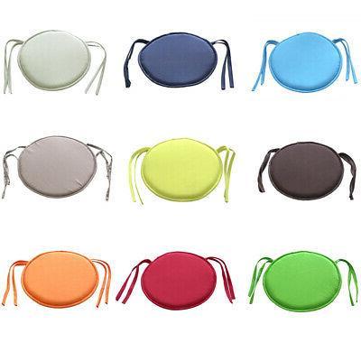 Circular/Round Seat Pad Bistro Kitchen Dining Patio Chair Pa