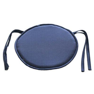 Round Tie Chair Cover Garden Pillow