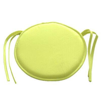 Indoor Garden Patio Home Round Chair Seat Cushion