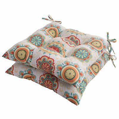 indoor fairington tufted seat cushion