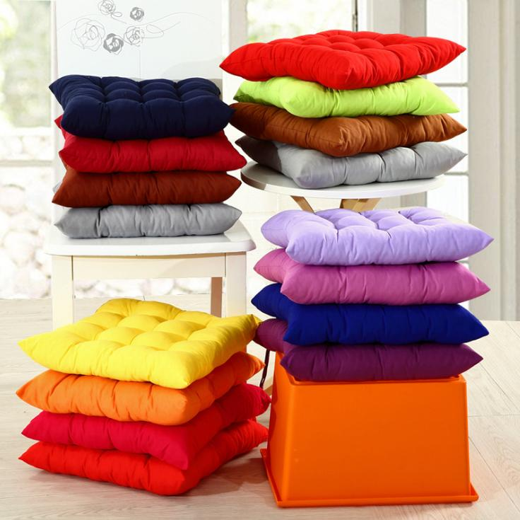 """Indoor Outdoor Patio Soft Chair Pad Cushion Decor 16x16"""""""