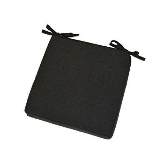 indoor solid black square universal