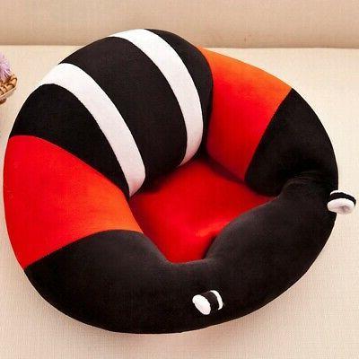 Kids Support Chair Cushion Sofa Plush Sit Chair Holder