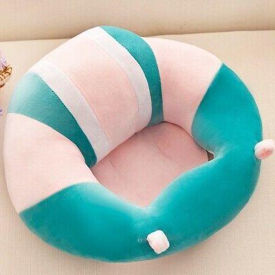 Kids Baby Support Seat Chair Pillow Cushion Sofa Plush Learn