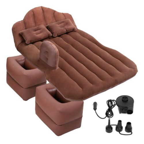 Inflatable Air Back Seat Bed