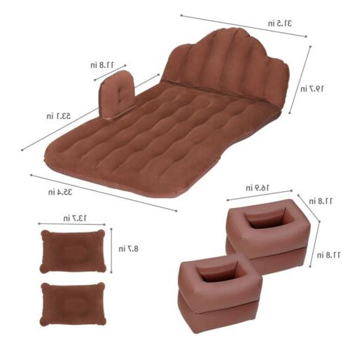 Inflatable Cushion Travel Back Bed