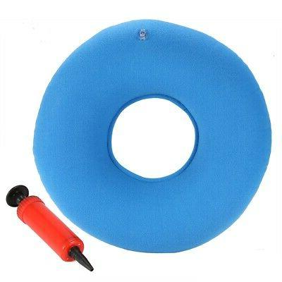 inflatable ring round chair cushion hemorrhoid medical