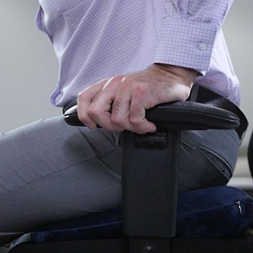 Aylio Tuberosity Hamstring Hip Seat Cushion Two for Sitting Bones