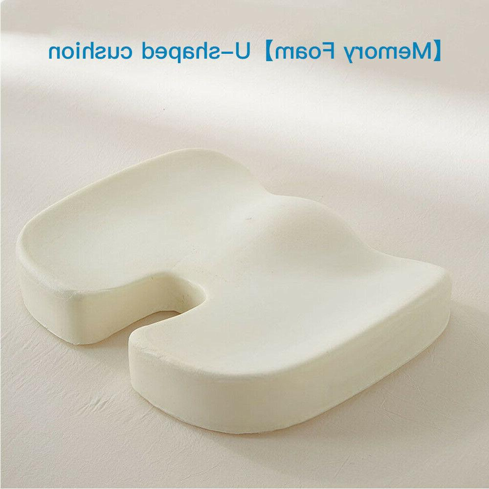 Large Seat Cushion Pain Memory Foam