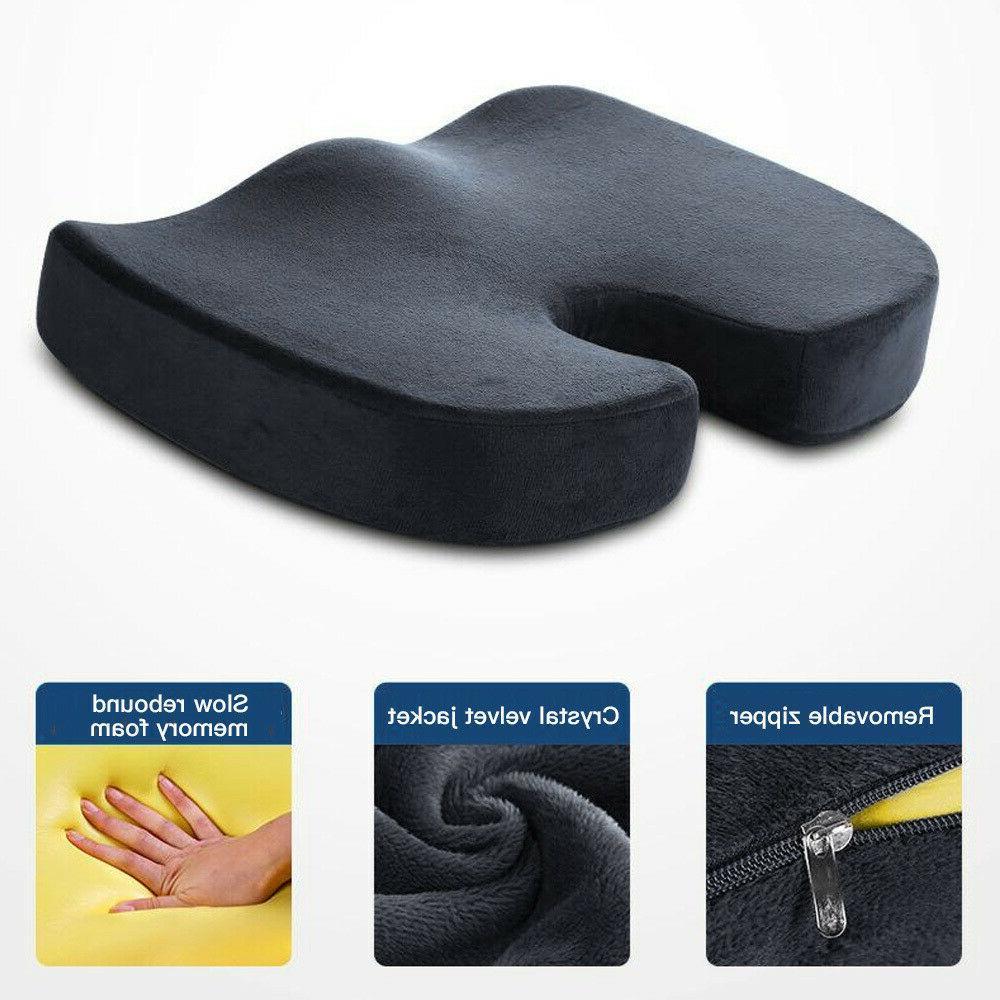 Large Seat Office Cushion Memory