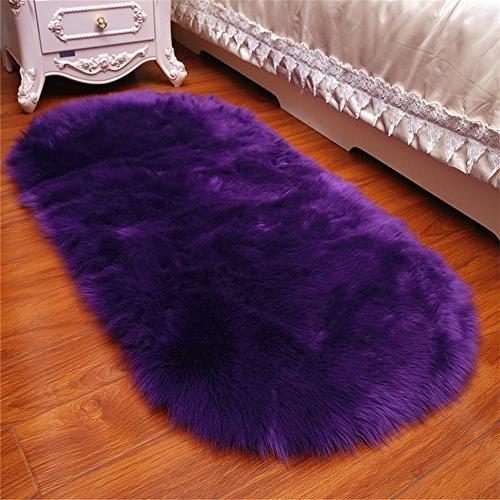 long faux fur artificial skin