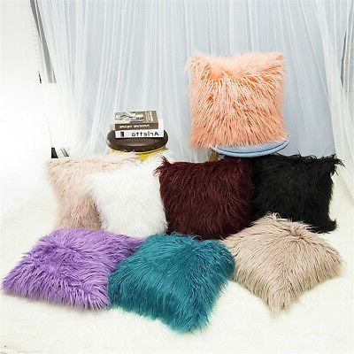 Long Cover Cushion Seat Sofa