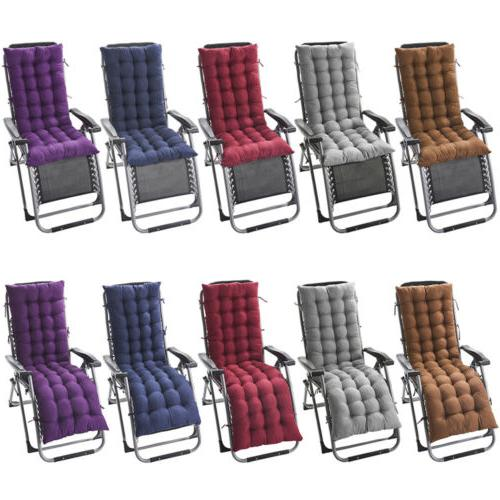 lounge chair cushion tufted soft outdoor patio