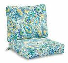 Greendale Home Fashions Outdoor Lounge Chair Seat and Back C