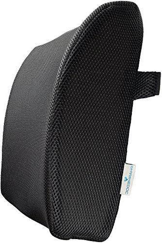 PharMeDoc Pillow Memory Foam for Chair wi